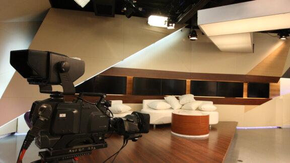 Doskonale wyposażone studia telewizyjne