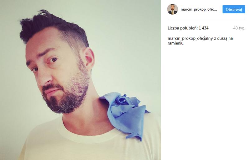 Marcin Prokop (i dusza)