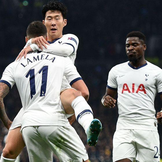 Tottenham Hotspur - RB Lipsk