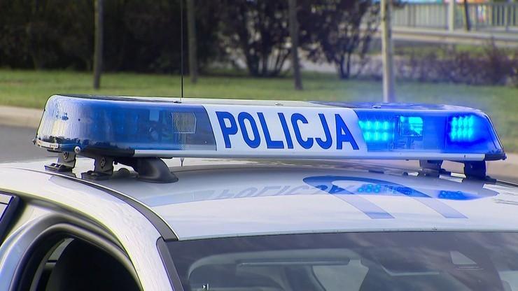 Wypadek w pobliżu Gwieździna. Nie żyje kobieta i 11-letni chłopiec