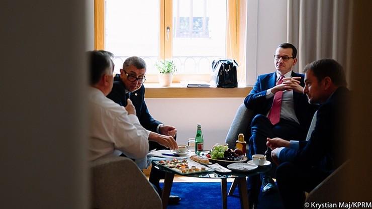 Szczyt Unii Europejskiej. Seria spotkań premiera Morawieckiego