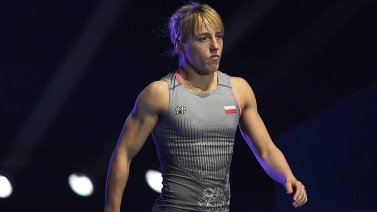 ME w zapasach: Porażka Krawczyk w półfinale, została walka o brąz