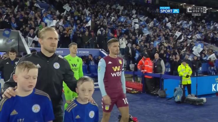 Leicester City - Aston Villa 1:1. Skrót meczu [ELEVEN SPORTS]