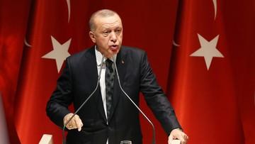 Prezydent Turcji: będziemy kontynuować ofensywę w Syrii, nie cofniemy się nawet o krok