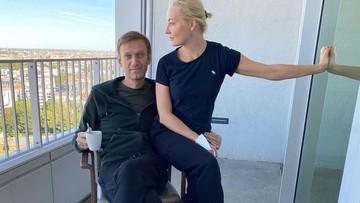 Nawalny opuścił szpital. Spędził w nim 32 dni