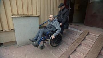 """Wypadł z wózka, gdy prezes spółdzielni """"testował"""" podjazd. To przesądziło"""