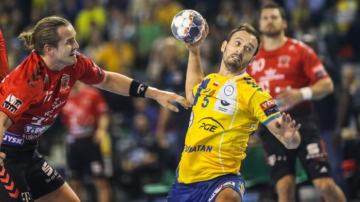 Liga Mistrzów: Porażka PGE VIVE Kielce na węgierskiej ziemi