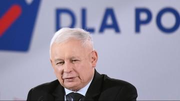 """""""Polska Plus lub Polska Minus"""". Kaczyński wystosował list do sympatyków PiS"""