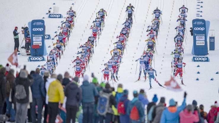 Tour de Ski: Bury odpadł w ćwierćfinale sprintu