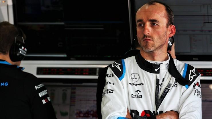 Formuła 1: Kubica ostatni, Hamilton najlepszy w Grand Prix Meksyku