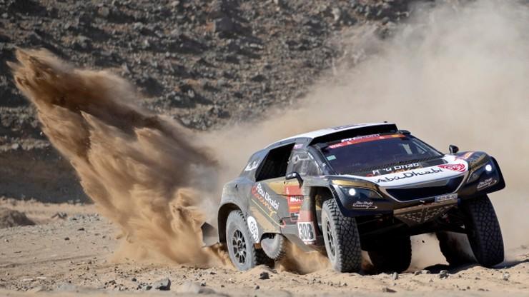 Rajd Dakar: Domżała i Marton wygrali 1. etap w UTV. Pech Przygońskiego