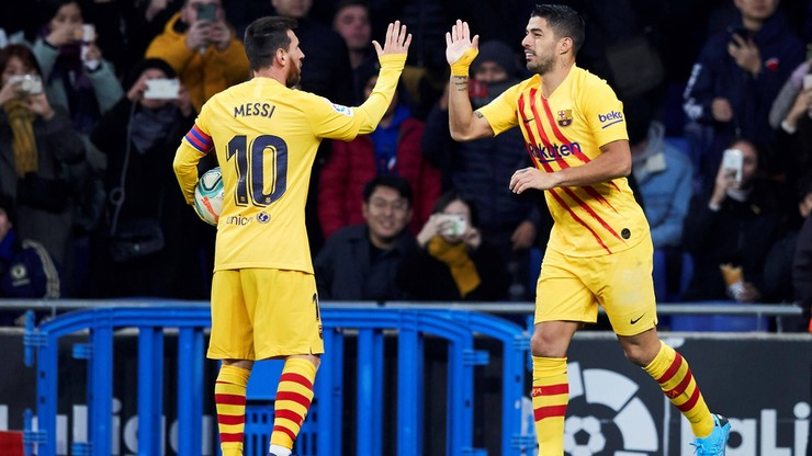 Gwiazda Barcelony gotowa do gry po urazie