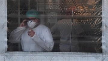 Ponad 10 tys. nowych zakażeń koronawirusem, 540 zgonów. Dodano zaległe przypadki