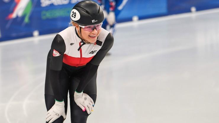 Maliszewska walczy o medal Pucharu Świata. Transmisja w Polsacie Sport News