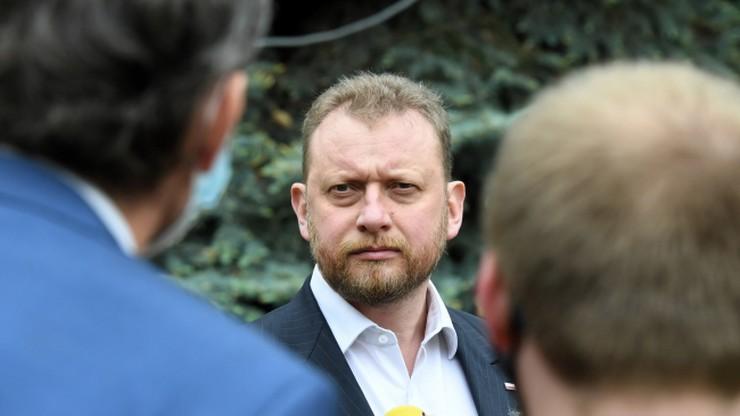 Posłowie KO na tropie kolejnego konfliktu interesów ministra Szumowskiego