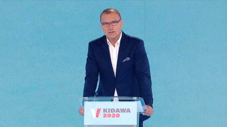 """""""Obywatel będzie czuł się bezpieczny"""". Ojciec Igora Stachowiaka na konwencji Kidawy-Błońskiej"""