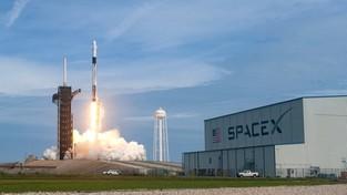 31-05-2020 07:00 Dzieje się historia! Dragon doleciał z astronautami na Międzynarodową Stację Kosmiczną [FILM]