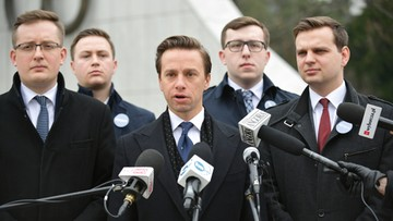 """Bosak apeluje do premiera o przesunięcie wyborów. """"Widzimy tu oczywistą sprzeczność"""""""