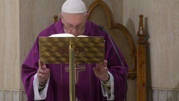 Papież przekazał pieniądze na walkę z koronawirusem. Powołał specjalny fundusz
