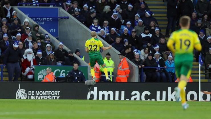 Premier League: Koniec zwycięskiej serii Leicester City
