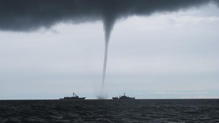 Pogoda, 30 sierpnia. Gwałtowne burze, możliwe trąby powietrzne
