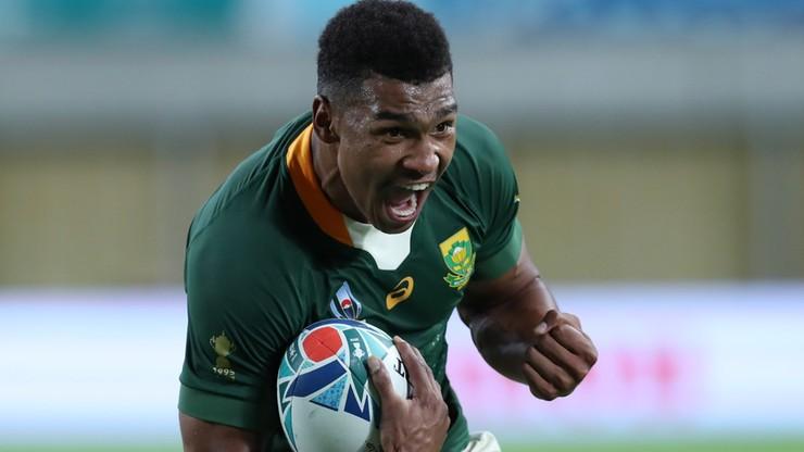 PŚ w rugby: RPA blisko ćwierćfinału