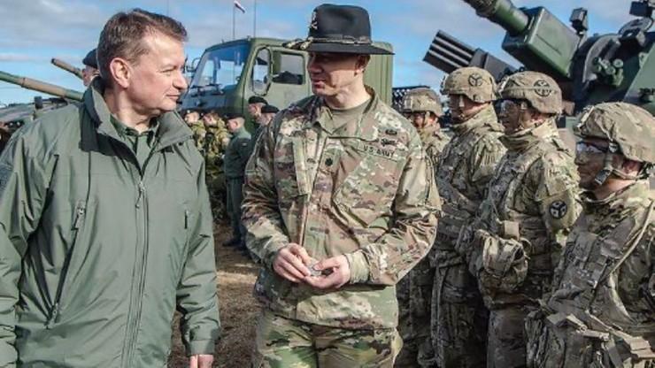 """""""Wszystko zgodnie z planem! W Polsce będzie więcej żołnierzy USA"""""""