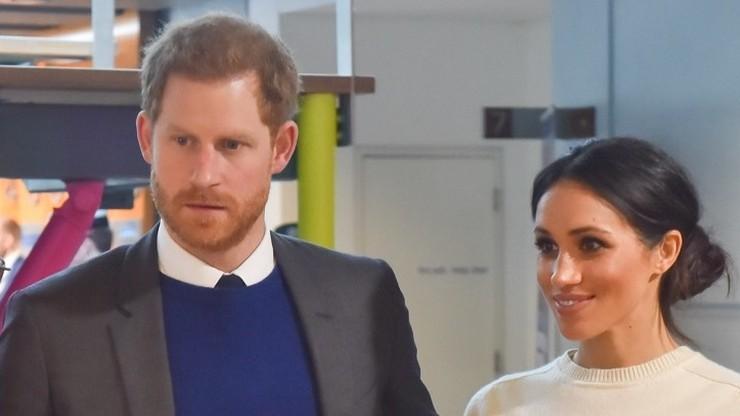 Książę Harry i księżna Meghan - w jaki sposób chcą sami zarabiać?