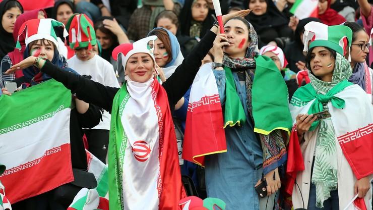 Historyczny mecz w Iranie. Kobiety zobaczyły 14 bramek