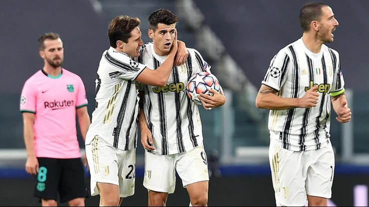 Liga Mistrzów: Alvaro Morata - VAR 0:3. Trzy gole Hiszpana nieuznane! (WIDEO)