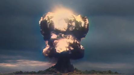 Rosjanie publikują nowy film w 4K z detonacji pierwszej swojej bomby atomowej [FILM]