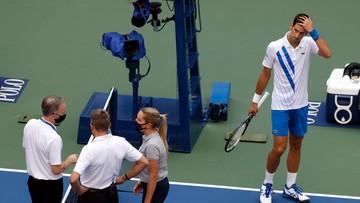 Organizatorzy US Open: Djokovic straci punkty i premię za tegoroczny start