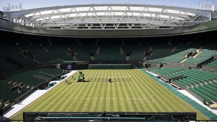 Wimbledon: Pomimo odwołania imprezy, zawodnicy otrzymają dziesięć milionów funtów
