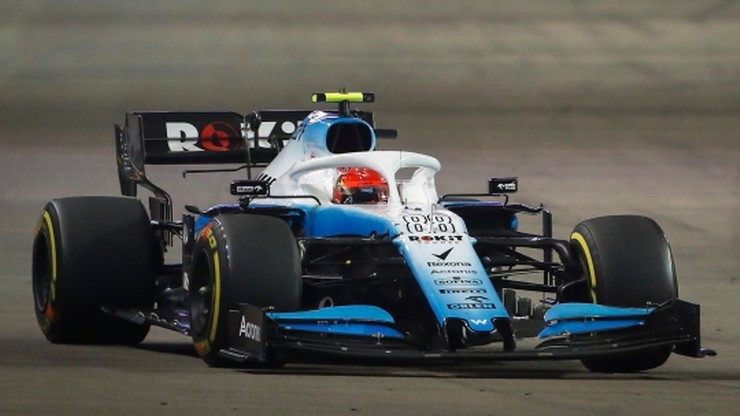 GP USA: Bottas wygrał, Hamilton mistrzem, Kubica nie dojechał
