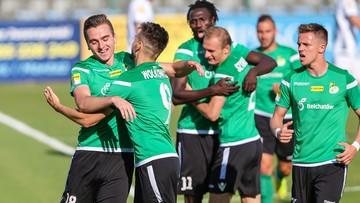 Fortuna 1 Liga: GKS Bełchatów - Bruk-Bet Termalica Nieciecza. Transmisja w Polsacie Sport