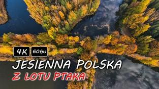16.11.2020 00:00 Jesienna Polska z lotu ptaka (4K)
