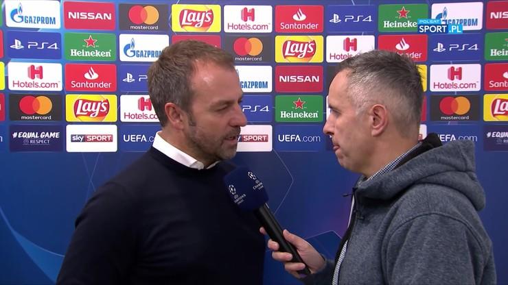 Trener Bayernu: Wybornie jest mieć taką jakość w ofensywie, jaką jest Lewandowski