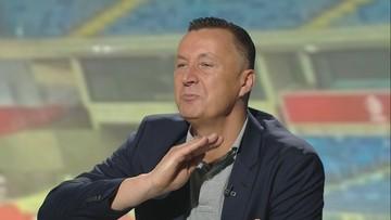 Hajto: Ewidentnie jest podział w reprezentacji Polski