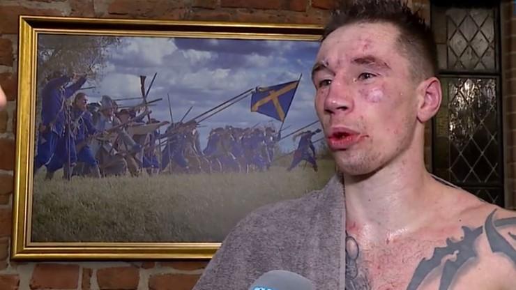 """Dariusz Sęk zdradził, czy jeszcze wróci do ringu. """"Muszę zapytać..."""""""