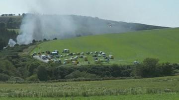 Katastrofa kolejowa w Szkocji. Zginęły trzy osoby