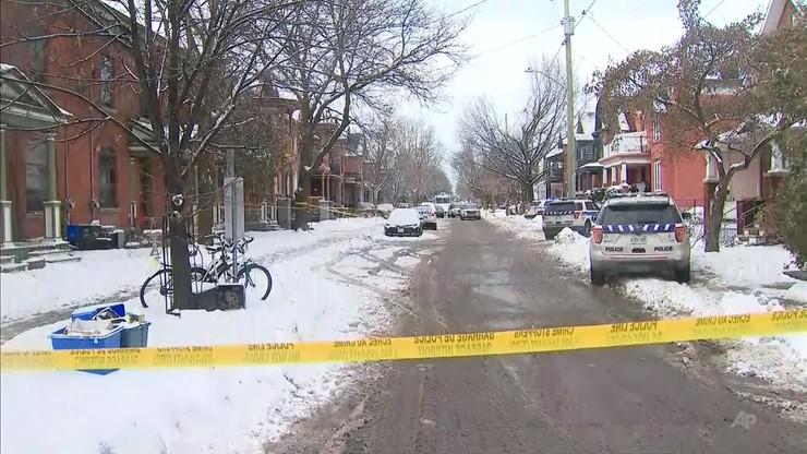 Strzelanina w Ottawie. Jedna osoba nie żyje