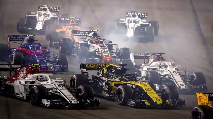 """F1: """"Bild"""" opublikował nieoficjalny kalendarz sezonu"""