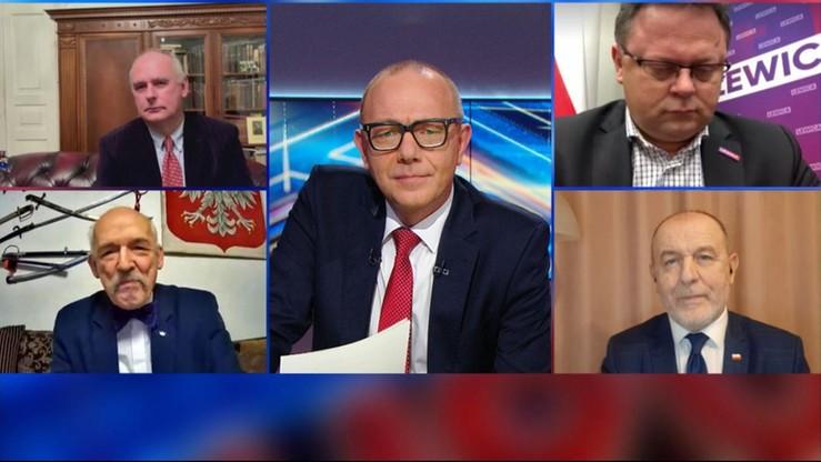 Wniosek o odwołanie Kaczyńskiego. Korwin-Mikke: ja się z tego śmieję