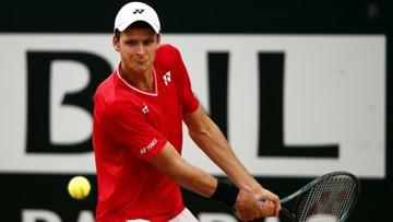 Ranking ATP: Spadek Huberta Hurkacza w singlu. Znaczny awans w deblu