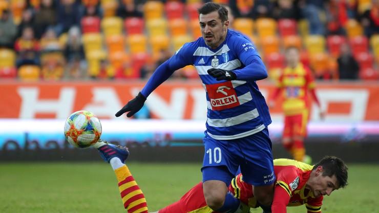 Merebashvili na dłużej w płockiej Wiśle