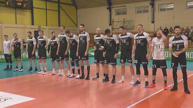 Krispol 1. Liga: Zwycięstwo siatkarzy BBTS Bielsko-Biała w Spale