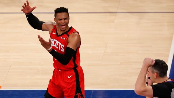 NBA: Russell Westbrook zakażony koronawirusem