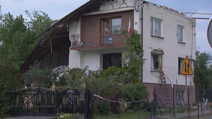 Wybuch gazu w Lubelskiem. Dwie osoby pod gruzami