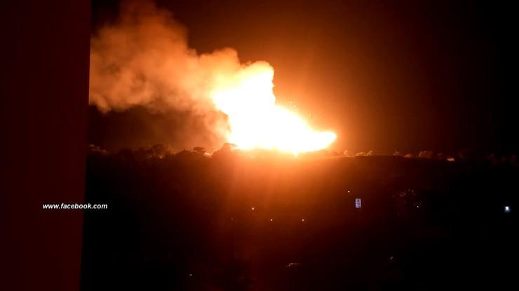 Urlop przerwała im eksplozja w składzie amunicji. Biuro podróży nie oddało pieniędzy