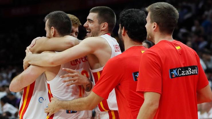 El. ME koszykarzy: Dla trzech Hiszpanów mecz z Polską będzie wyjątkowy